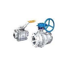 Fire safe ball valves