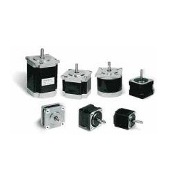 Hybrid High Torque Stepper Motors
