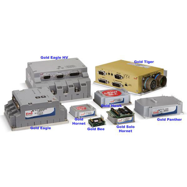ExtrIQ Digital Servo Drives with GOLD Servo Core
