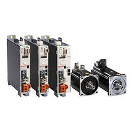 Lexium 32 Servo Drives & Servomotors System