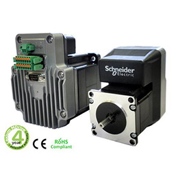 Schneider Lexium MDrive: Pulse/Direction Input
