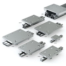 Low Profile Actuator Components