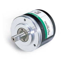 Incremental Encoder Shaft Type S48 Series