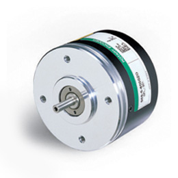 Incremental Encoder Shaft Type S66 Series