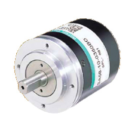 Absolute Encoder Shaft Type SA58 Series
