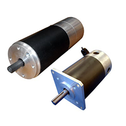 Brushed DC Servo motors