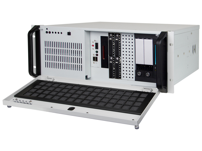 Industrial rack mount systems - Infinity® I4-408-MBC236