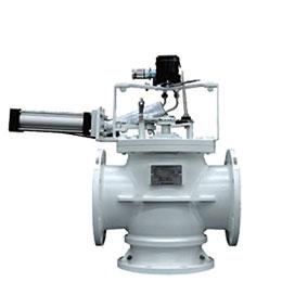Cylinder positioner type