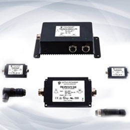 AC/DC Modules Resistant to Dust and Moisture