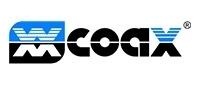 Co-ax pneumatic coaxial valves