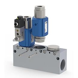FMX pneumatic manifold valves