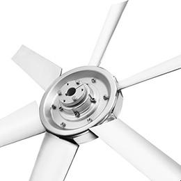 H Series axial fans
