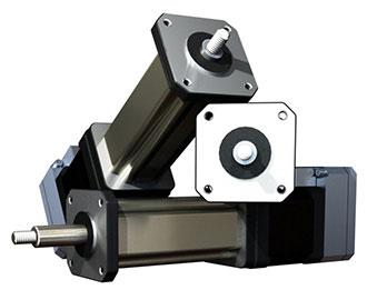 CSR-17 CM1 Integrated Lead Screw Actuator