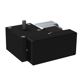 hy-090 hypoid gearbox-motor assembly