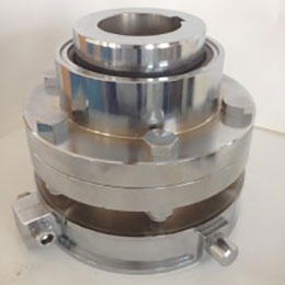 disconnect type gear couplings