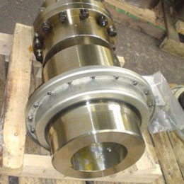 grid spring couplings