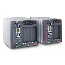 Nuvo-8000 Intel 9th-Gen Wide-Temp Expandable box PC with 5 PCIe