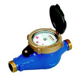 arad multi jet water meters