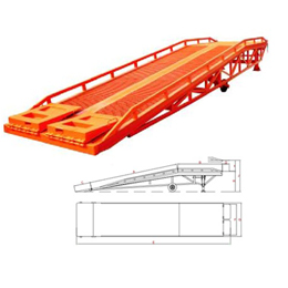 Movable Hydraulic Dock Ramp & Dock Leveller
