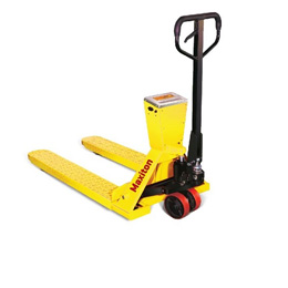 Pallet Truck with Scale CW