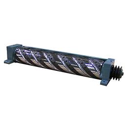 Helical Carbide Cutterhead