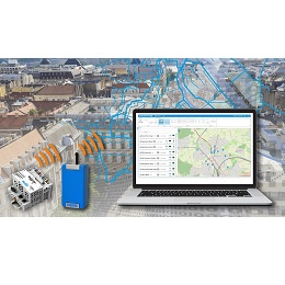 NIVUS Web Portal with specific Functions for the Water Industry
