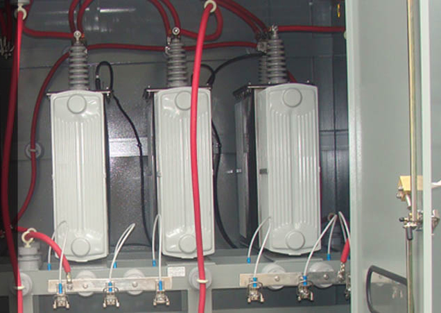 THYRISTOR SWITCHED HARMONIC FILTER BANKS