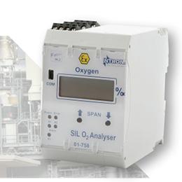 SIL-O2 Oxygen Analyser