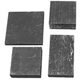 coarse grained graphite blocks