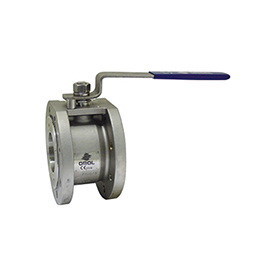 ball valves - stark wafer-stainless steel pn16-40 manuals - manual