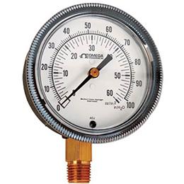 low-pressure diaphragm gauges pgl-25 series