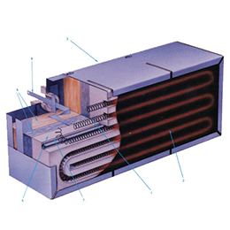 qf series infrared panel heaters