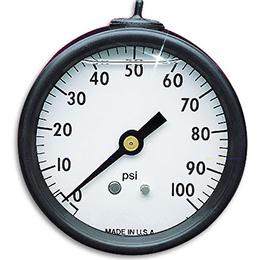 vibration resistant liquid filled gauges pgf