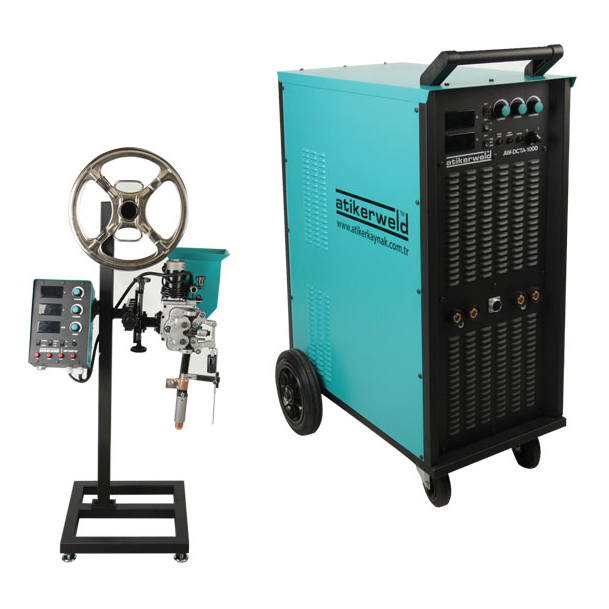 Submerged welding machine AW-DCTA-1000 AW-TASK-01S