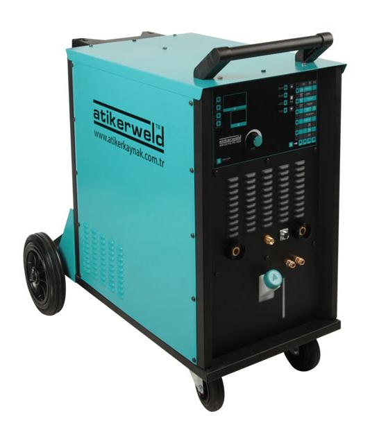 Tig pulse weldng machine AW-DCTG-PS-400