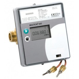 multical 402 ultrasonic heat meter
