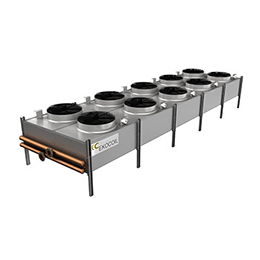 dry coolers-condensers