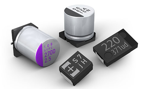 Polymer Capacitors