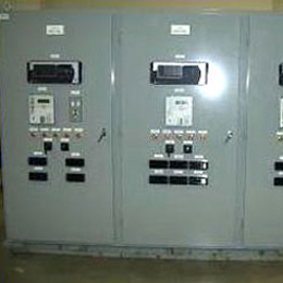 commercial-municipal control panels