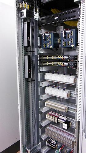 Instrument Racks/Telecommunication Panels