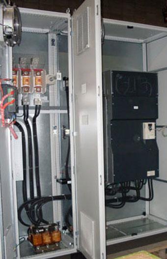 VFD / Motor Control Panels