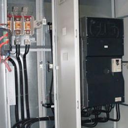vfd motor control panels