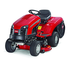 TORO DH 210 – ULTIMATE RIDE-ON MOWER
