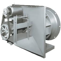 Plugpak pg-unhoused blowers - belt drive - backward curved