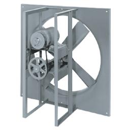 Pvi belt drive propeller fans