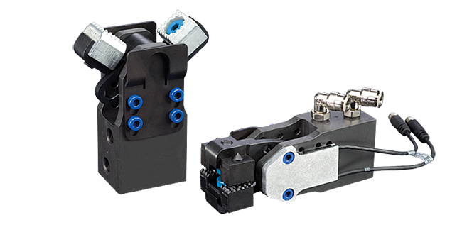 Series GRM1 Miniature Pneumatic Workholding Clamp