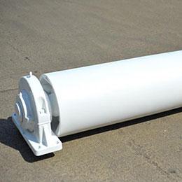 belt conveyor pulleys drums-rollers