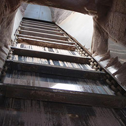 chain conveyors-drag link-scraper conveyors