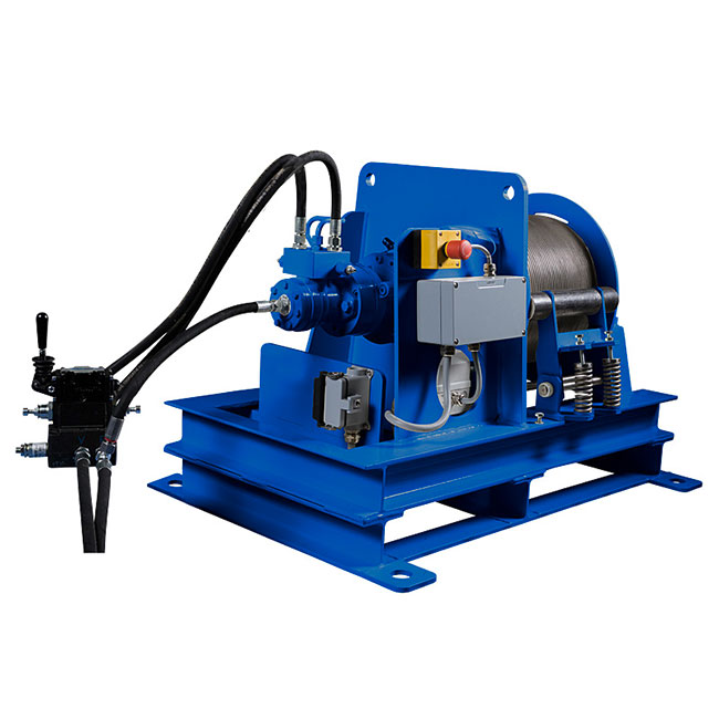 SB-H Hydraulic cable winch