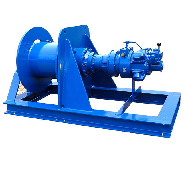 SB-L Pneumatic winch